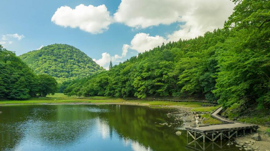 지브리의 세계 맛보기 - 도치기의 여름 휴양지 '나스시오바라'의 오누마 공원