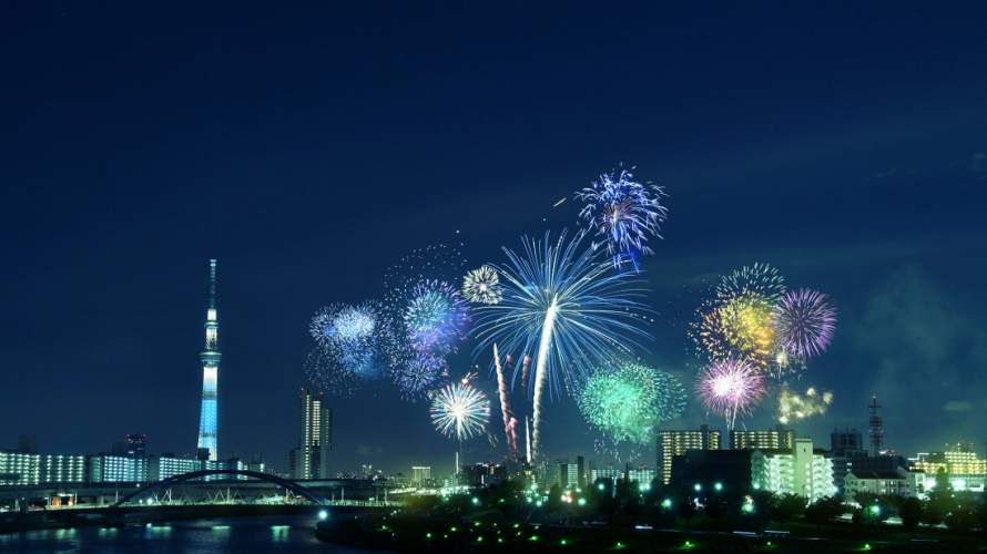 2021日本人氣花火大會情報彙整  今年夏天還有煙火看嗎?