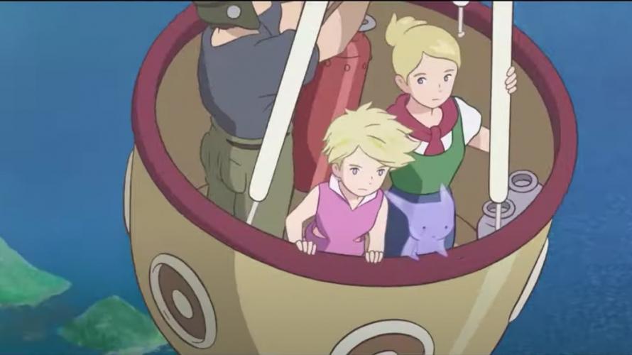 濃濃吉卜力風  東京奧運短篇動畫電影開幕式當天「全球」上映