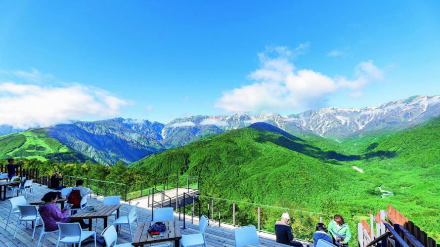 長野白馬夏天避暑去!登山看絕景加SUP等 滑雪聖地還能這樣玩