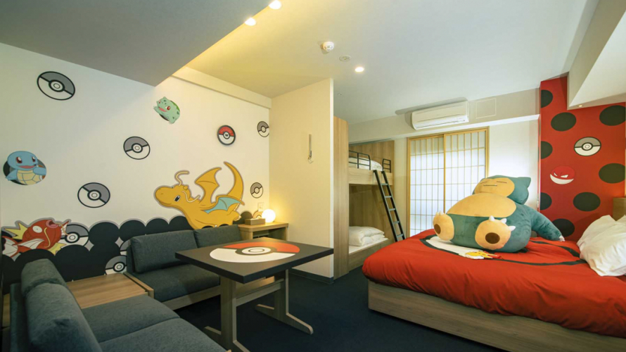 Japan's Pokemon Hotel Rooms Now Come With Pokemon Recipes for Pokemon Chefs Big and Small