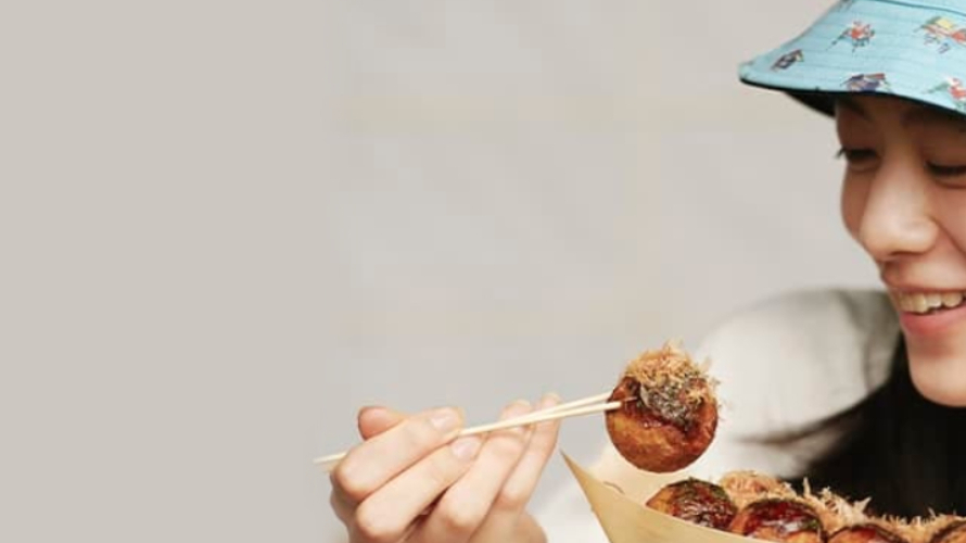 Love Takoyaki? Show It Off With These Fashion Forward Styles From Gindaco & Rageblue