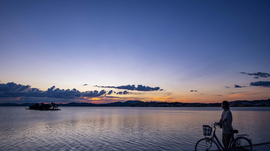 Secrets of San'in | Grab a Bike, Hop on a Train, and Enjoy the Beauty of Matsue's Lake...