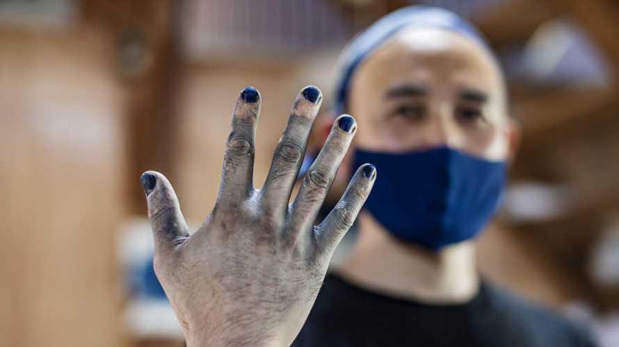 Secrets of San'in | Get Hands-on in with Aizome in This Indigo-Dyed Yasugi Workshop