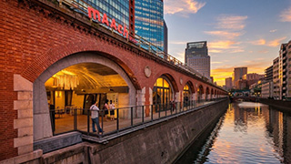 Experience the Kanda River; as you never seen it before!