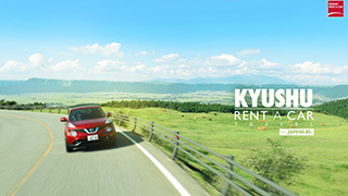Road Tripping  in Kyushu with Nissan RENT-A-CAR