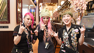 #Rockin Hard ' at the Hard Rock Cafe - Tokyo