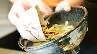 日本旅行中不可缺少的美食『花丸烏龍麵』
