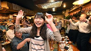 沖繩的民謠居酒屋「三線」