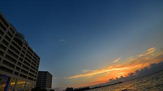 住宿於沖繩第一大的沙灘飯店