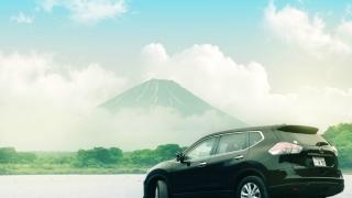 富士五湖畔的日本露營記with 日產RENT A CAR
