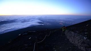 世界文化遺產富士山登山去