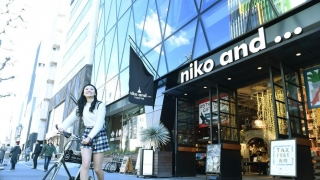 Discover Tokyo's new trendy HOT PLACE! [niko and...]