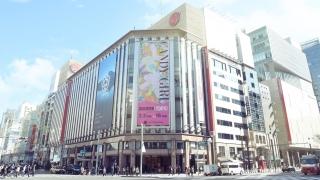 Mitsukoshi Ginza CANDY GIRL! Rediscovery Premium Shopping in Tokyo