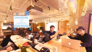 Experience Free-Spirited Design Space @ OAKHOUSE [Gran Nakano]