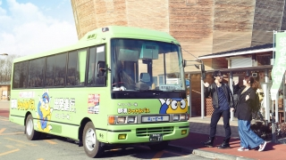 Efficient Travel in Nasu with the CUTE Kyubi Bus!!
