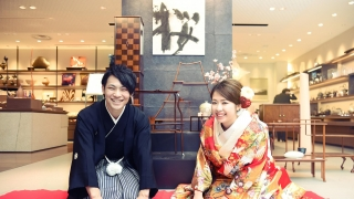 Memorable Japanese Traditional Wedding Experience@Ginza Mitsukoshi