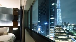 Khách sạn Richmond thượng hạng ở Oshiage - Tokyo