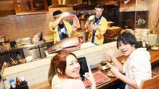 舌尖上的日本in黑鮪魚商店