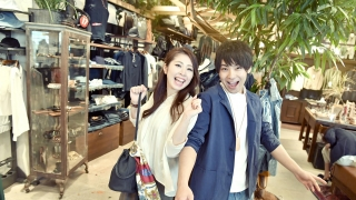 A fashionable boutique at Shibuya Jinnanku! ~ FREAK'S STORE~