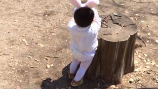 400日圓以內就能製作可愛的小朋友兔子裝