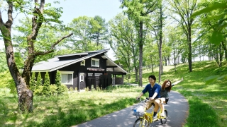 A Cycling Trip in the famous Karuizawa!