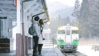 A Romantic Train Ride In Fukushima Japan Tadami Line - Day 1