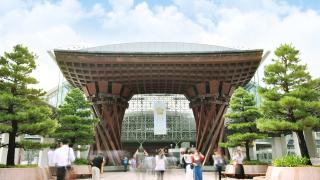 KANAZAWA | Voyage dans le Temps dans la Ville Dorée Jour ①