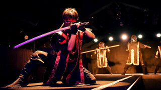 Ryukyu Ninja Show! An action show that you have never seen!!