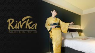 Những điều cần làm ở Tokyo! Dịch vụ cho thuê Áo truyền thống Kimono Rinka
