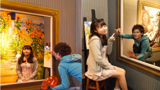 Fun and Interesting Illusions★Experience Japan's Biggest 3-D Museum - Nasu Trick Art...