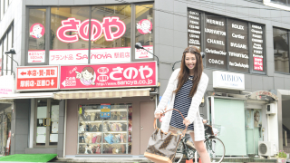 TOKYO SHOPPING★ A 94-year second-hand boutiques SANOYA