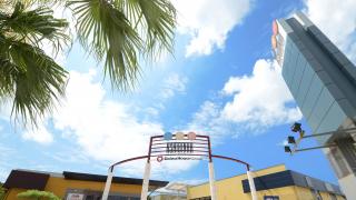 沖繩中心最大購物中心 平價精品城ASHIBINAA
