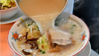日本美食推薦★鹿兒島縣民深愛七十年的拉麵老店