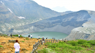Miyagi Prefecture Travel Advice✦Visit Miyagi and Japan's Beautiful Okama Crater Lake