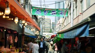 仙台觀光推薦★去仙台早市尋找新鮮美食