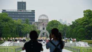 广岛旅游推荐★反核与和平的象征广岛平和记念公园