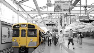 新宿出發!搭乘西武新宿線去川越旅行