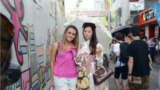 日本原宿风★起源于日本原宿的萝莉塔风尚-萝莉塔时尚专卖店USAGIYOUHINTEN