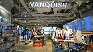 남성을 위한, 하지만 여성들도 좋아하는 브랜드 '뱅키쉬(VANQUISH)' - 이케부쿠로 파르코점
