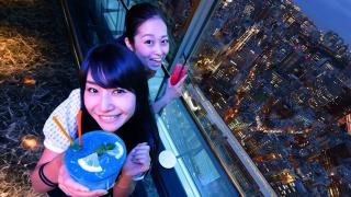 東京巨蛋飯店 在浪漫東京夜景裡乾杯