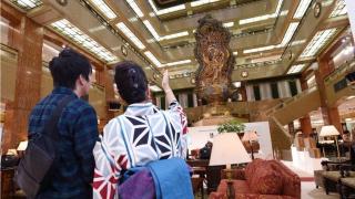 볼 거리도 가득한 일본 최초 백화점