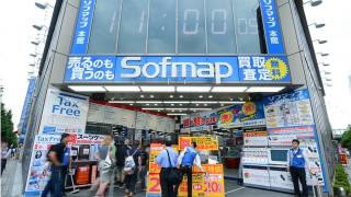东京购物推荐★秋叶原必逛的电器城sofmap