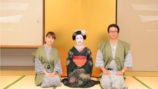 能體驗藝妓遊戲的京都旅館平新
