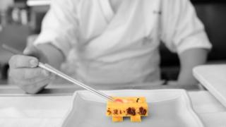 去築地品嘗世界最小的袖珍壽司うまい鮨勘