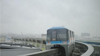 從羽田機場到東京市中心 選擇單軌電車TOKYO MONORAIL