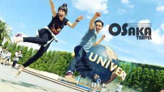 大阪观光推荐★美妙体验就在大阪环球影城USJ