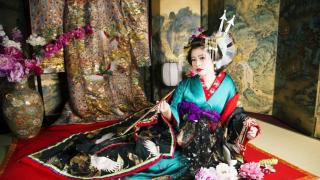 日本文化体验★浅草变身和服美女体验乐趣照相馆 STUDIO七色