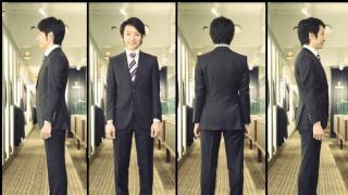 高品質訂製西裝東京銀座榮屋