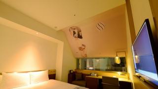 日本住宿推荐★新宿歌舞伎町的设计师酒店 新宿格兰贝尔酒店
